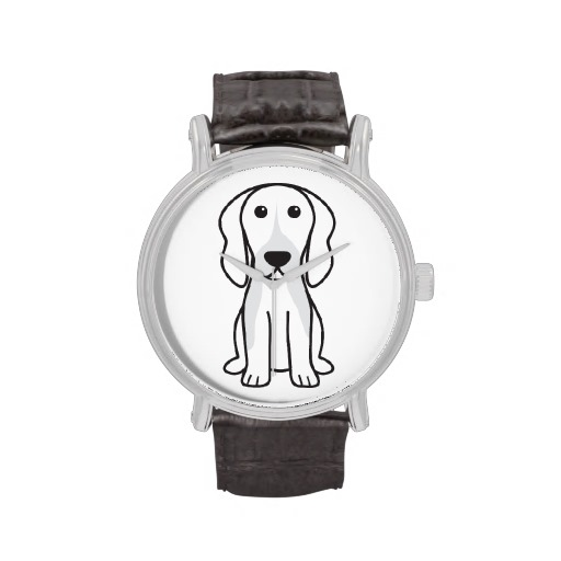 Chien Français Tricolore Dog: Chien Chienfrancaistricoloredogcartoonwristwatch Breed