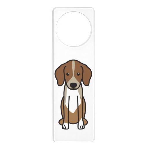 Dunker Dog: Dunker Dunkerdogcartoondoorknobhangers Breed