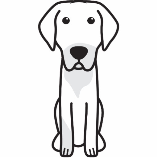 Lithuanian Hound Dog: Lithuanian Lithuanianhounddogcartooncutout Breed