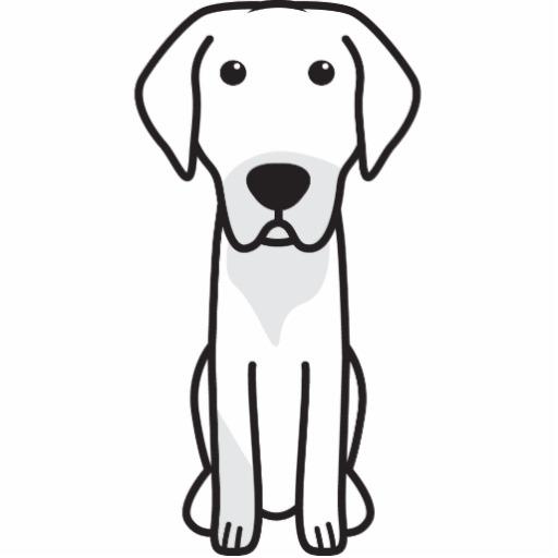 Lithuanian Hound Dog: Lithuanian Lithuanianhounddogcartooncutout Breed