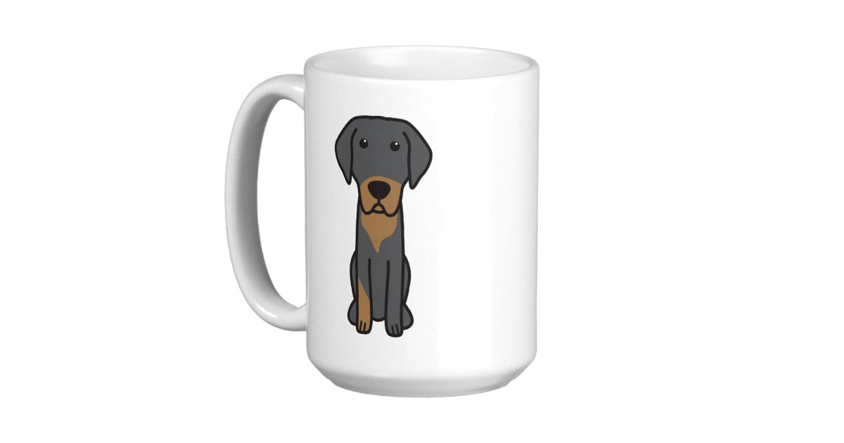 Lithuanian Hound Dog: Lithuanian Lithuanianhounddogcartoonmug Breed