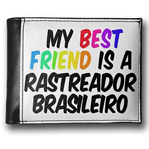 Rastreador Brasileiro Dog: Rastreador Wallet My Best Friend A Rastreador Brasileiro Dog From Brazil Rfid Mens Bifold Id Case Neonblond Breed