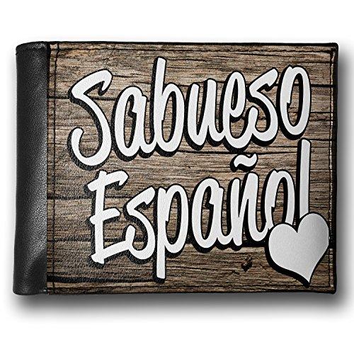 Sabueso Español Dog: Sabueso Wallet Sabueso Espaa Ol Dog Breed Spain Rfid Mens Bifold Id Case Neonblond