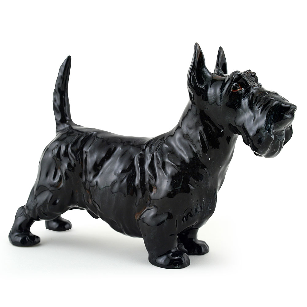 Scottish Terrier Dog: Scottish Scottish Terrier Hn Royal Doulton Dogs Breed