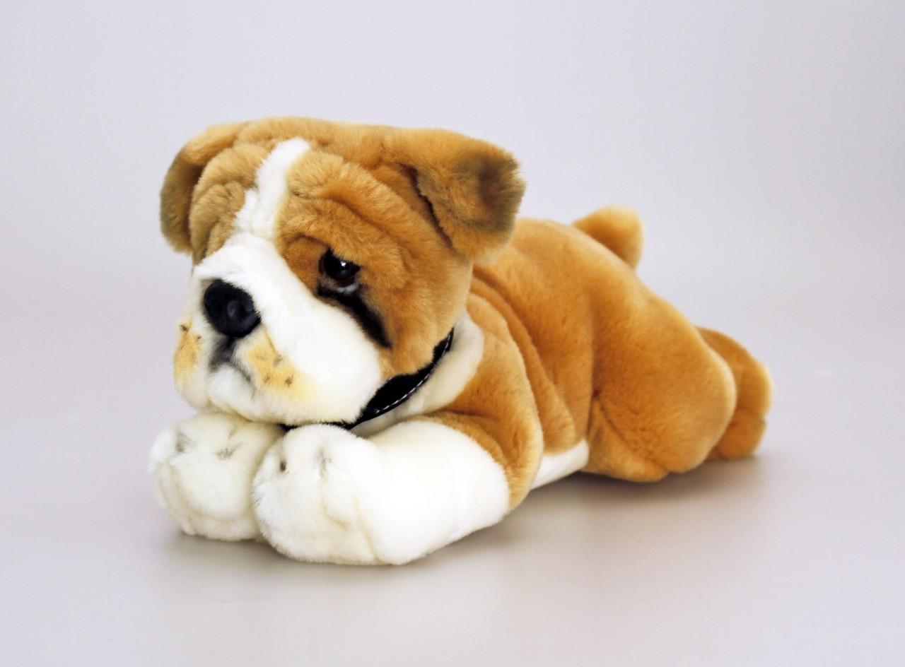 Toy Bulldog Dog: Toy Dog Butch Bulldog By Keel Toys Cm Breed